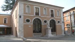 Nel centro storico di L'Aquila