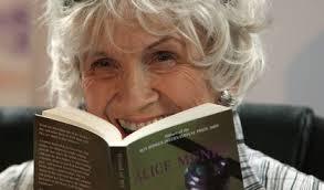 Il Nobel per la letteratura a Alice Munro!