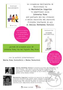 Libreria delle donne Tuba Bazar, Roma @ Libreria Tuba bazar | Roma | Lazio | Italia