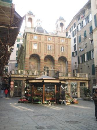 Piazza Banchi Genova