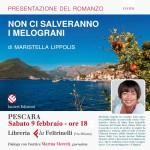 Non ci salveranno i melograni a Pescara